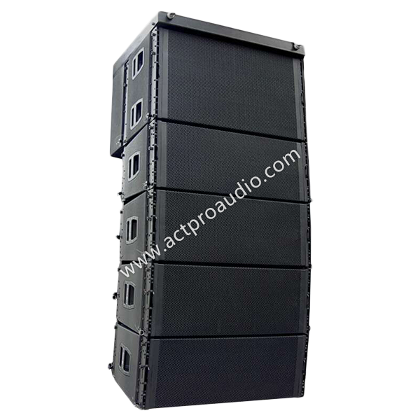 TTL5 active line array system