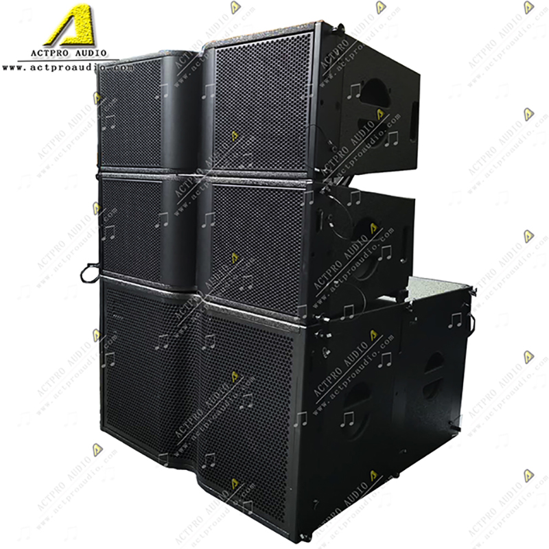 KR210 line array